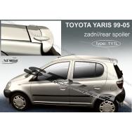 Stylla spoiler zadních dveří Toyota Yaris (1999 - 2005)