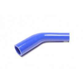 TA Technix silikonová hadice - redukce / koleno 45° - 35/22mm vnitřní průměr, délka 102mm