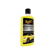 Meguiars autošampón Ultimate Wash & Wax - 473 ml