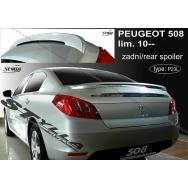 Stylla spoiler zadního víka Peugeot 508 sedan (2010 - 2018)
