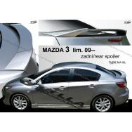 Stylla spoiler zadního víka Mazda 3 sedan (2009 - 2013)