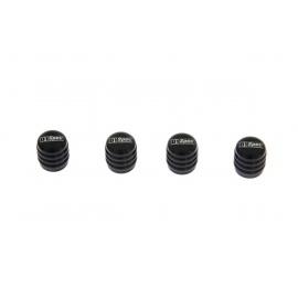 Čepičky ventilků D1SPEC - černé