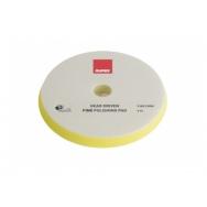 """RUPES Velcro Polishing Foam Pad FINE - Mille - pěnový lešticí kotouč (měkký) pro planetární leštičky, průměr 130/140 mm (5""""/5,5"""")"""