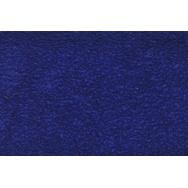 Mecatron umělý semiš modrý