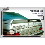 Stylla spoiler zadního víka Peugeot 605