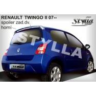 Stylla spoiler zadních dveří Renault Twingo II (2007 - 2014)