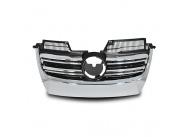 JOM přední maska VW Golf V (5) - bez znaku, R-look chrom