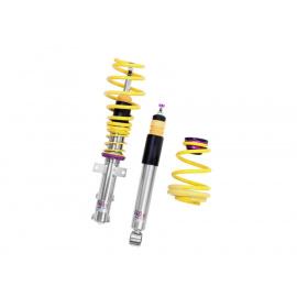 Výškově a tuhostně stavitelný podvozek KW V2 pro Honda Civic (EM/EP/EU/ES/EV) šroub pro uchycení těhlice M16, r.v. od 09/01, zatížení PN do 955kg