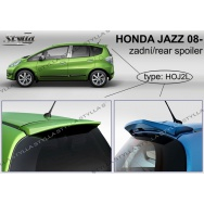 Stylla spoiler zadních dveří Honda Jazz (2008 - 2015) - horní