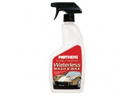 Mothers California Gold Waterless Wash & Wax - mycí a leštící přípravek bez použití vody, 710 ml