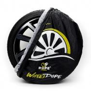 Dope Fibers Wheel Dope - potahy na kola (2ks) uzavřená verze