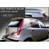 Stylla spoiler zadních dveří Fiat Punto II 5dv (1999 - 2010) - horní