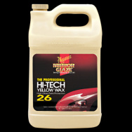 Meguiars Hi-Tech Yellow Wax - 3,78 l