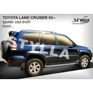 Stylla spoiler zadních dveří Toyota Landcruiser (2002 - 2009)