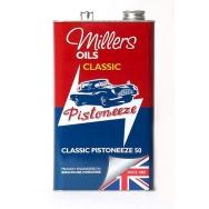 Motorový olej Millers Oils Classic Pistoneeze 50, 5L