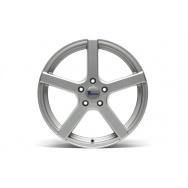 TA Technix XF2 ALU lité kolo konkávní 8,5x19 - stříbrná, 5x112, 66,6/57,1 ET35