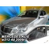 HEKO ofuky oken Mercedes Benz E W212 sedan (2009-2016) přední