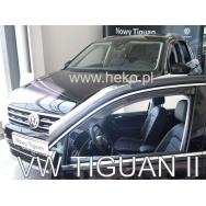 HEKO ofuky oken Volkswagen Tiguan 5dv (od 2016) přední