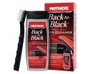 Mothers Back-to-Black Heavy Duty Trim Cleaner Kit - nejúčinější čistič plastů, 355 ml