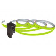 Foliatec proužky na ráfky - neonová zelená