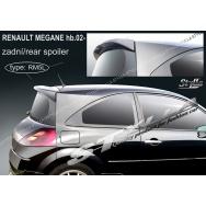 Stylla spoiler zadních dveří Renault Megane II htb (2002 - 2008)