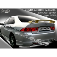 Stylla spoiler zadního víka Honda Accord sedan (2003 - 2008)