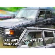 HEKO ofuky oken Land Rover Discovery I 5dv (1990-1998) přední + zadní