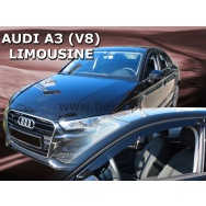 HEKO ofuky oken Audi A3 sedan 4dv (8V, od 2013) přední