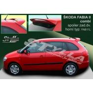 Stylla spoiler zadních dveří Škoda Fabia II Combi (2007 - 2015) - horní