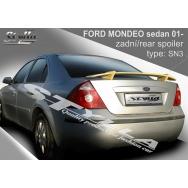 Stylla spoiler zadního víka Ford Mondeo III sedan (2001 - 2007)