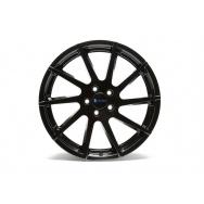 TA Technix XF5 ALU lité kolo konkávní 8,5x19 - černá lesklá, 5x112, 66,6/57,1 ET42, Pravá strana