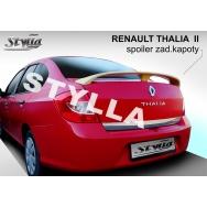 Stylla spoiler zadního víka Renault Thalia II (2008 - 2013)
