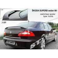 Stylla spoiler zadního víka Škoda Superb II sedan (2008 - 2015)