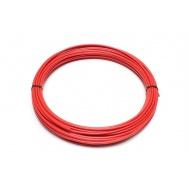 TA Technix hadice pro vedení vzduchu 6 mm - červená