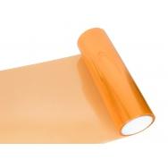 Folie na světla tvarovatelná - oranžová