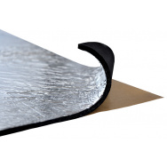 CTK Elastic F10 odhlučňující a termoizolační materiál 10.0mm, 40 x 50 cm