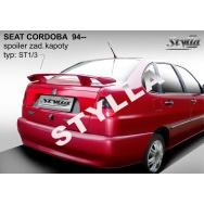 Stylla spoiler zadního víka Seat Cordoba (1993 - 2002)
