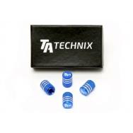 TA Technix čepičky ventilků TAir - modré