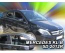 HEKO ofuky oken Mercedes Benz B W246 5dv (2011-2018) přední
