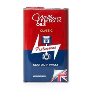 Převodový olej Millers Oils Classic Gear Oil EP 140 GL4, 1L