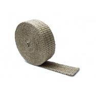 DEi Design Engineering termo izolační páska na výfuky, světle hnědá, šířka 25 mm, délka 4,5 m