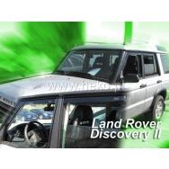 HEKO ofuky oken Land Rover Discovery II 5dv (1998-2004) přední + zadní