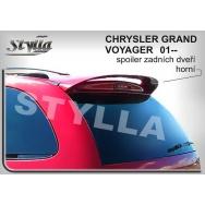 Stylla spoiler zadních dveří Chrysler Voyager (2001 - 2007) - horní