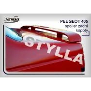 Stylla spoiler zadního víka Peugeot 405 sedan