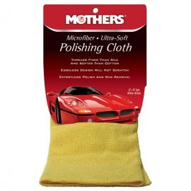 Mothers Microfiber Ultra-Soft Polishing Cloth - ultra jemná leštící utěrka, 40 x 40 cm