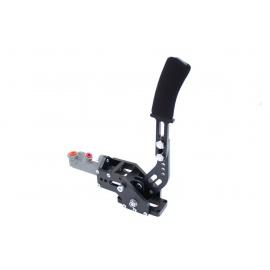 Hydraulická ruční brzda s brzd.válcem - černá