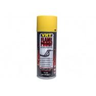 VHT Flameproof žáruvzdorná barva žlutá matná, do teploty až 1093°C