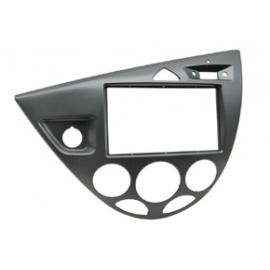 Rámeček autorádia 2-DIN Ford Focus (99-05) tmavě šedý