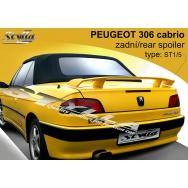 Stylla spoiler zadního víka Peugeot 306 cabrio