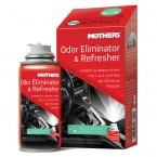 Mothers Odor Eliminator & Refresher - osvěžovač vzduchu a pohlcovač pachů v interiéru a klimatizaci, neutrální vůně, 57 g